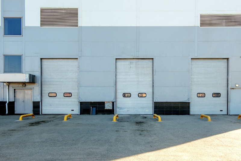commercial overhead doors in Hunt County