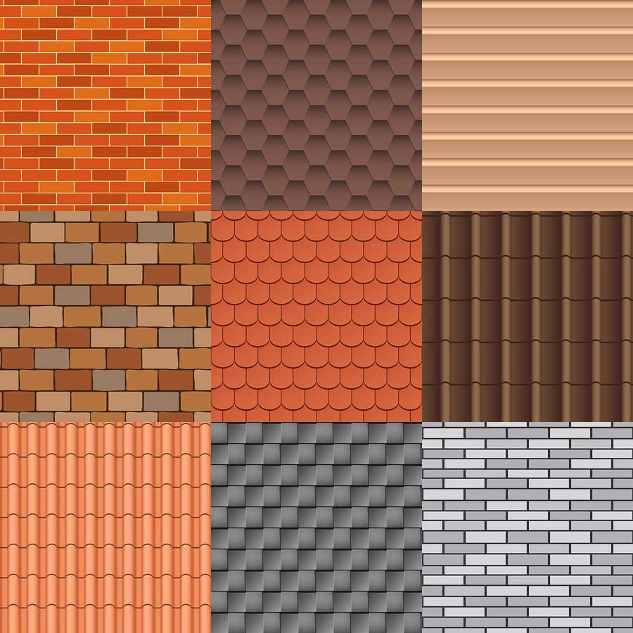 roofing material types