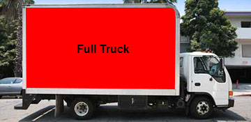 Contra Costa County Full Truck Junk Removal