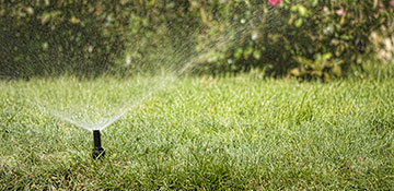 Sprinkler Repair Livingston County, MI