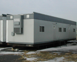Mobile Office Trailers in Lucas County