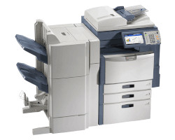 Office Copy Machines in Travis County