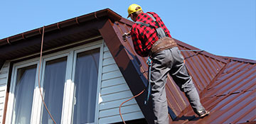 Orange County Paint a Metal Roof