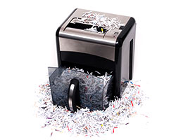 Paper Shredding Services in Grayson County