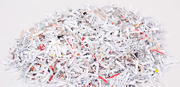One Time on Site Paper Shredding Grayson County, TX