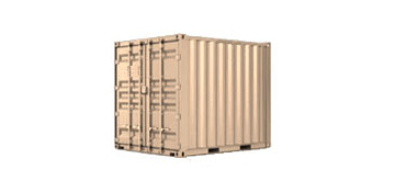 Rockwall County 10 Ft Portable Storage Container Rental