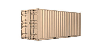 Rockwall County 20 Ft Portable Storage Container Rental
