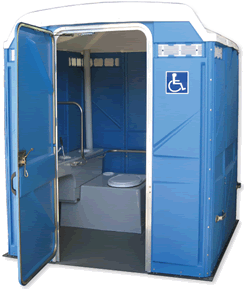 handicap portable toilet