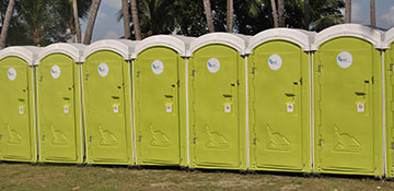 Hamilton County Special Event Portable Toilet
