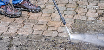 Riverside County Pressure Wash Driveways