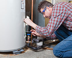 Water Heaters in Galveston County