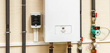 Galveston County Tankless Water Heater Installation