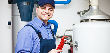 Galveston County Water Heater Installation