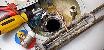 Water Heater Repair Galveston County, TX