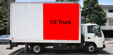 Placer County ½ Truck Junk Removal