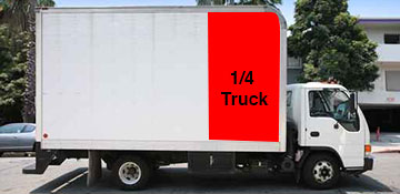 Placer County ¼ Truck Junk Removal