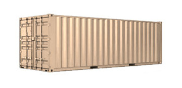 Milam County 40 Ft Portable Storage Container Rental
