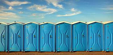 Porta Potty Rental Kendall County, IL